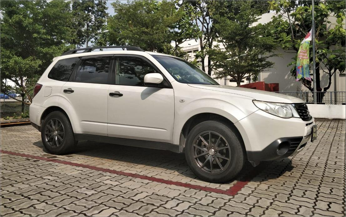 Subaru Forester 2.0A *Best rates, full servicing provided!