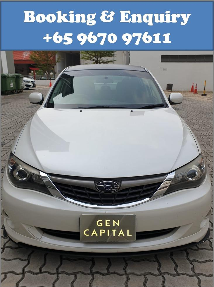 Subaru Impreza 2.0A @ Best rates, full servicing provided!