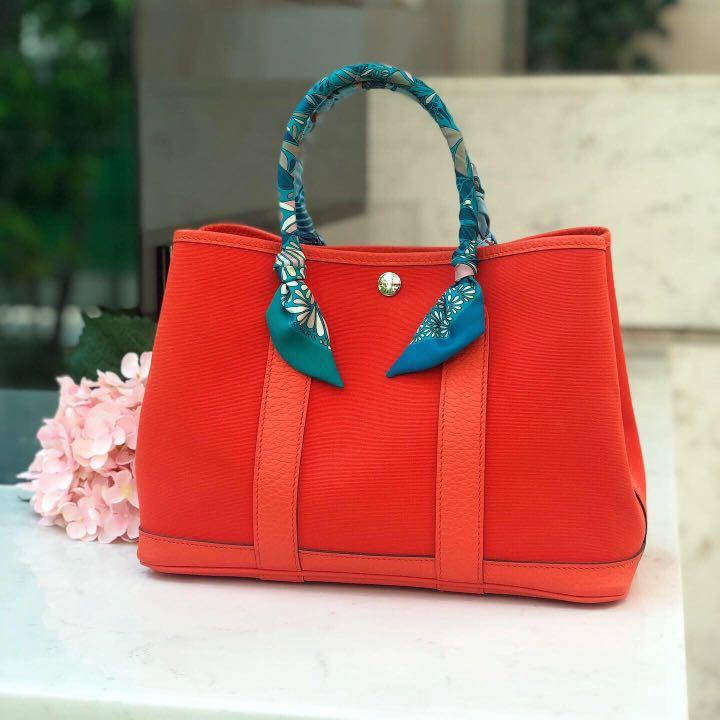 Sold Superb Deal Price Reduced Hermes Garden Party 30
