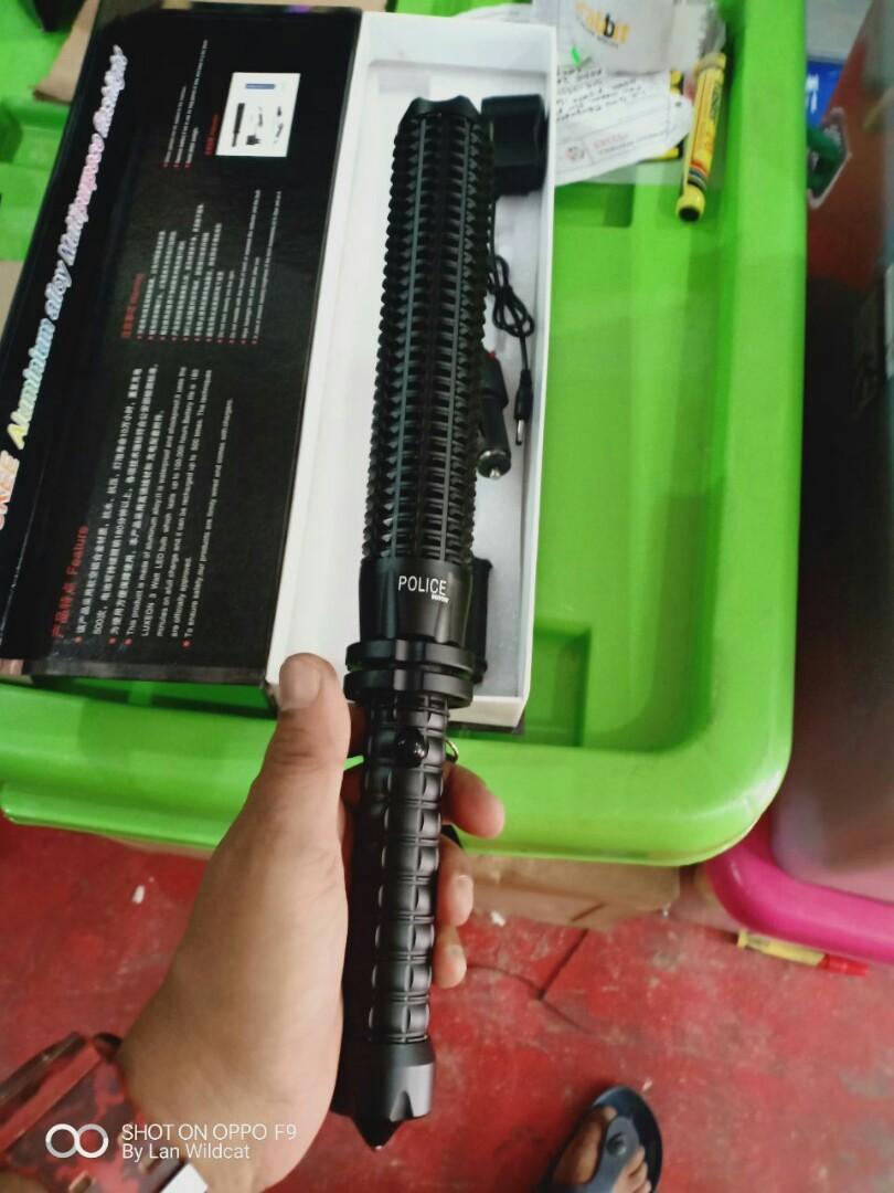 Torchlight baton
