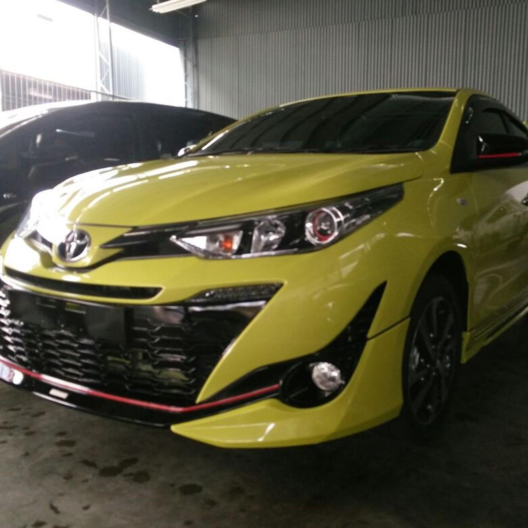 Toyota Yaris E MT DP 8 juta   G MT DP 9 juta    S MT DP 11 juta
