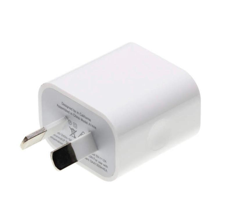 UNBEATABLE DEAL!! 5V 2A Dual USB Power Adapter Wall Charger