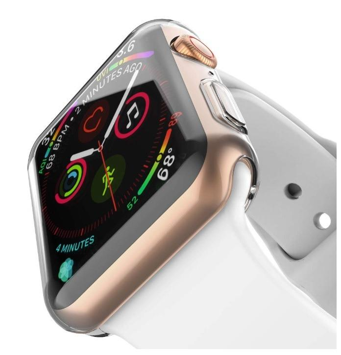 UNBEATABLE DEAL!! Apple Watch Soft TPU Case for All Series and Sizes
