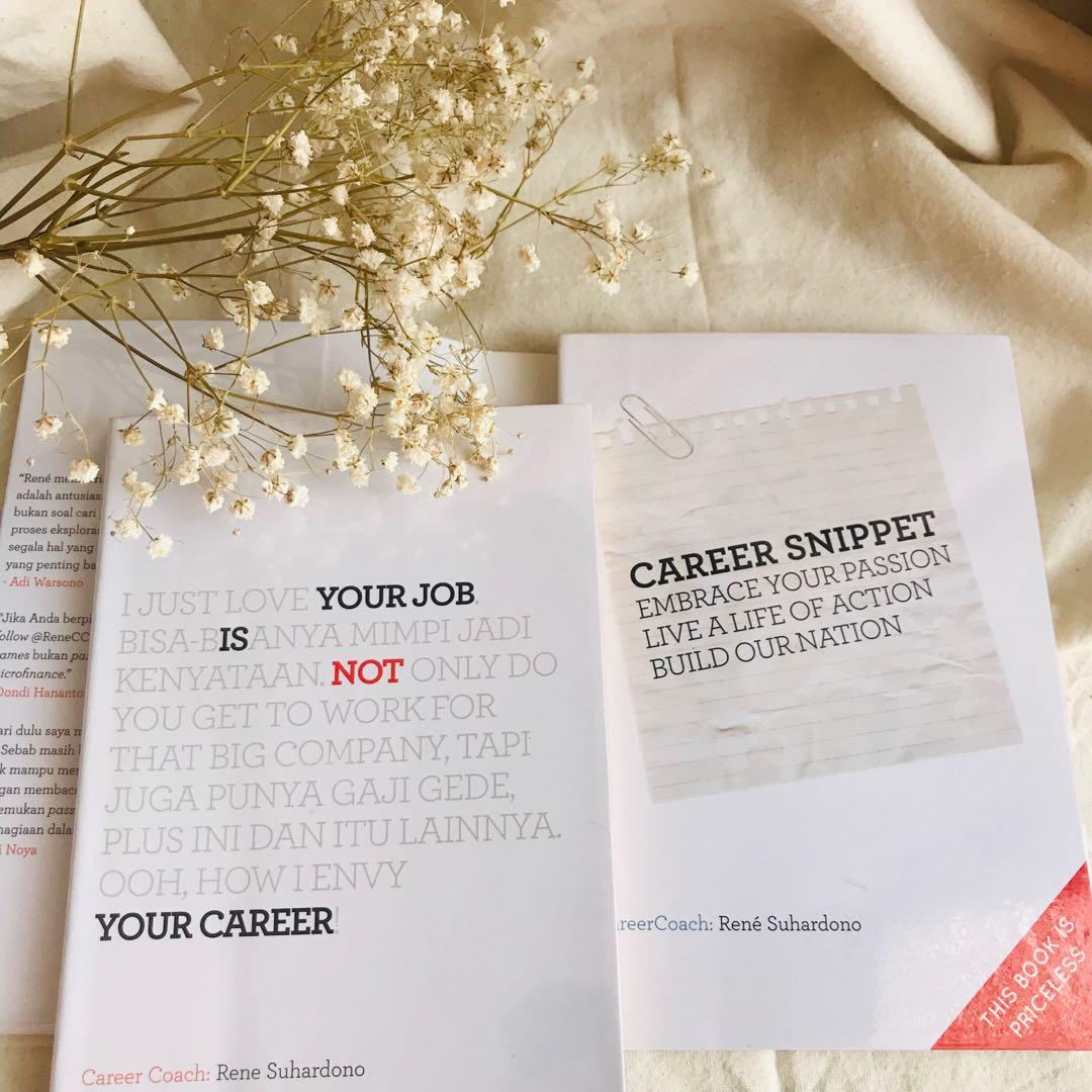 SALE Your Job Is Not Your Career