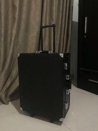 Beauty case armando caruso (nego)