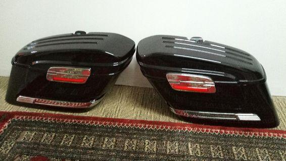 Harley Davidson Side Box