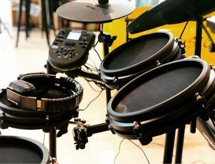 Alesis nitro mesh kit 電子鼓 銷售冠軍電子鼓 網狀鼓面