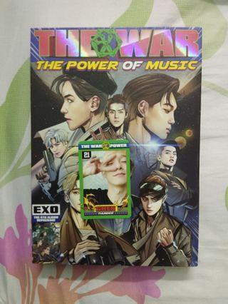 EXO - The Power of Music Album