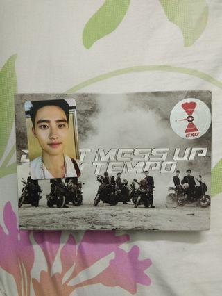 EXO - Don't Mess Up My Tempo Album (Andante Ver)