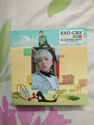 EXO CBX second Mini Album (Days ver)