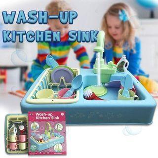 WASH-UP KITCHEN SINK