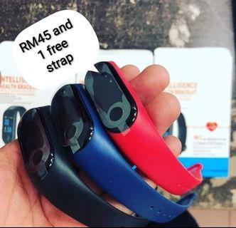 FREE GIFT-WATER PROOF M3 SMART WATCH