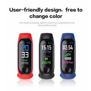 LED Watch Free Strap Promotion