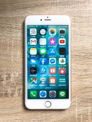 """iPhone 6s Plus 32g玫瑰金 2017 原盒序同5.7"""""""