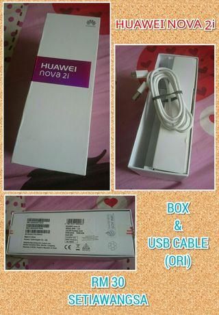 HUAWEI BOX & ORI CABLE ONLY