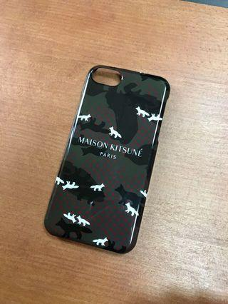 🇫🇷🦊法國品牌 iphone 7 case 手機殼 狐狸 MAISON KITSUNE  i7
