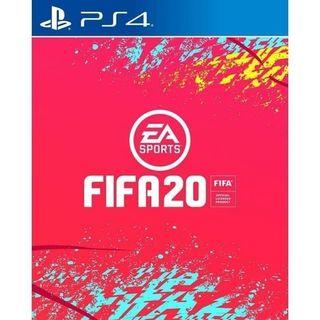 KASET PS4 FIFA20 REGION 3