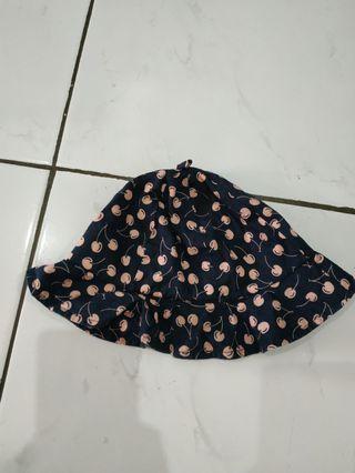 Bucket Hat topi bayi perempuan #visitsingapore