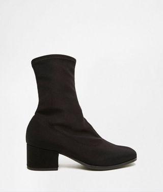 Vagabond Daisy Sock Boots size 35