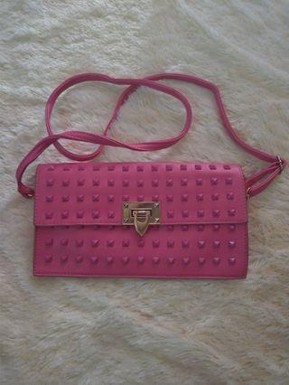 Cluth V*lentino small pink