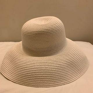遮陽度假草帽