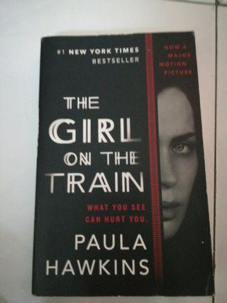 Books> the girl on the train