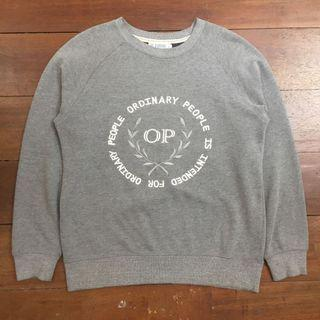 Ordinary People Sweatshirt size M