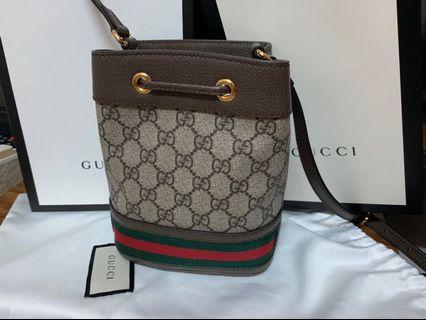 Gucci水桶包
