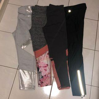 Cotton On BODY High Waisted 7/8 Workout Pant