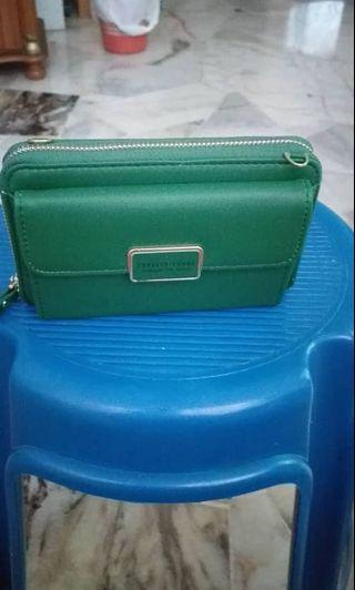 High Quality PU Leather Mobile Phone Bag
