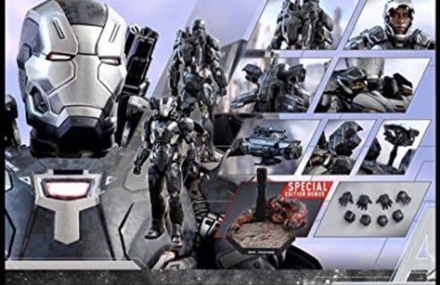 War Machine 4 special edition MISB