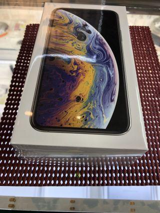IPhone XS 64 銀(全新未拆庫存機)