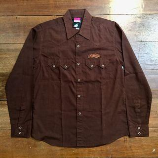 Racerkids Shirts Brown size L