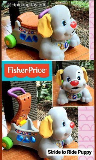 Fisher price 2 in 1 Puppy walker rental
