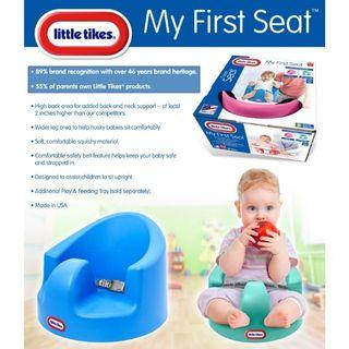 🔥READY STOCK🔥Little Tikes My First Seat Infant Floor Seat 👶🎈💖