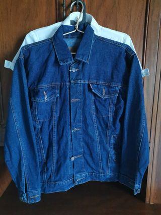Levi's top jeans