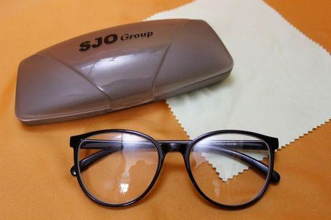 Kacamata NORMAL black