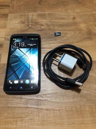 [售] HTC One X 極速機 32GB  [價格]1500 [物品狀況]2手     [交易方式]面交自取 7-11取貨付款 [交易地點]台南市東區     [備註]無盒裝/旅充