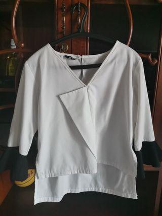 White v top