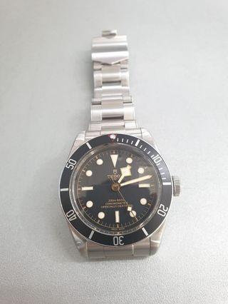 Tudor Black Bay Heritage Black Dial Perfect Condition