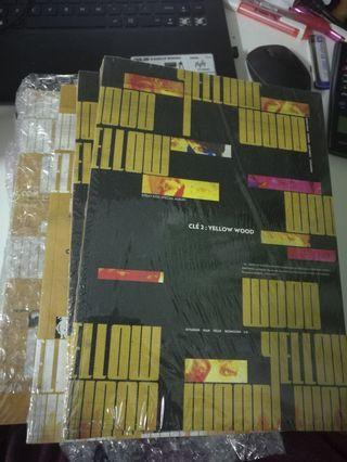 SEALED Stray Kids Yellow Wood Album
