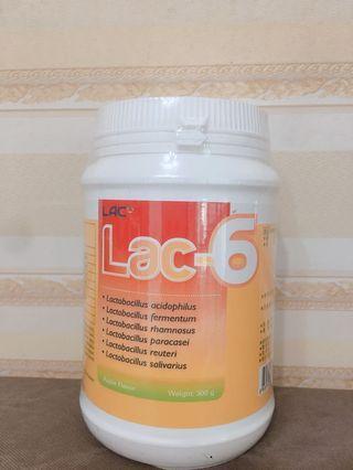 GNC LAC益淨暢乳酸菌顆粒(蘋果風味)300公克