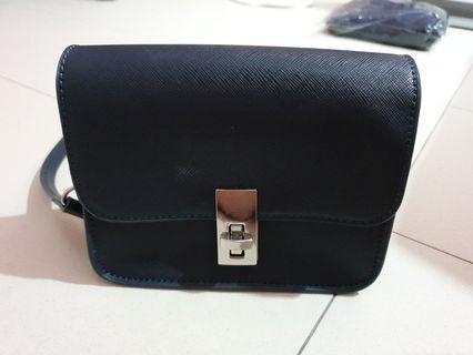Zara Box Sling Bag