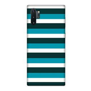 Color Blue Samsung Galaxy Note 10 Plus Pro Custom Hard Case