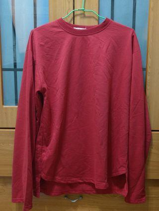 Only $80!!! 紅色上衣 red T-shirt