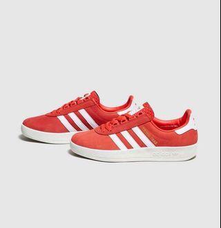 BNIB Adidas Originals Trimm Trab - Red
