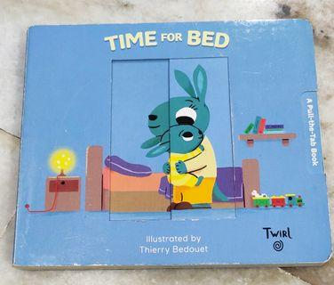 Preloved Baby Book-Time for Bed