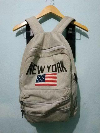 New York USA Flag Backpack