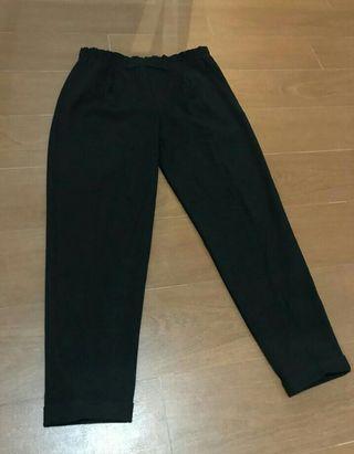 Black Pants BERSHKA SIZE S