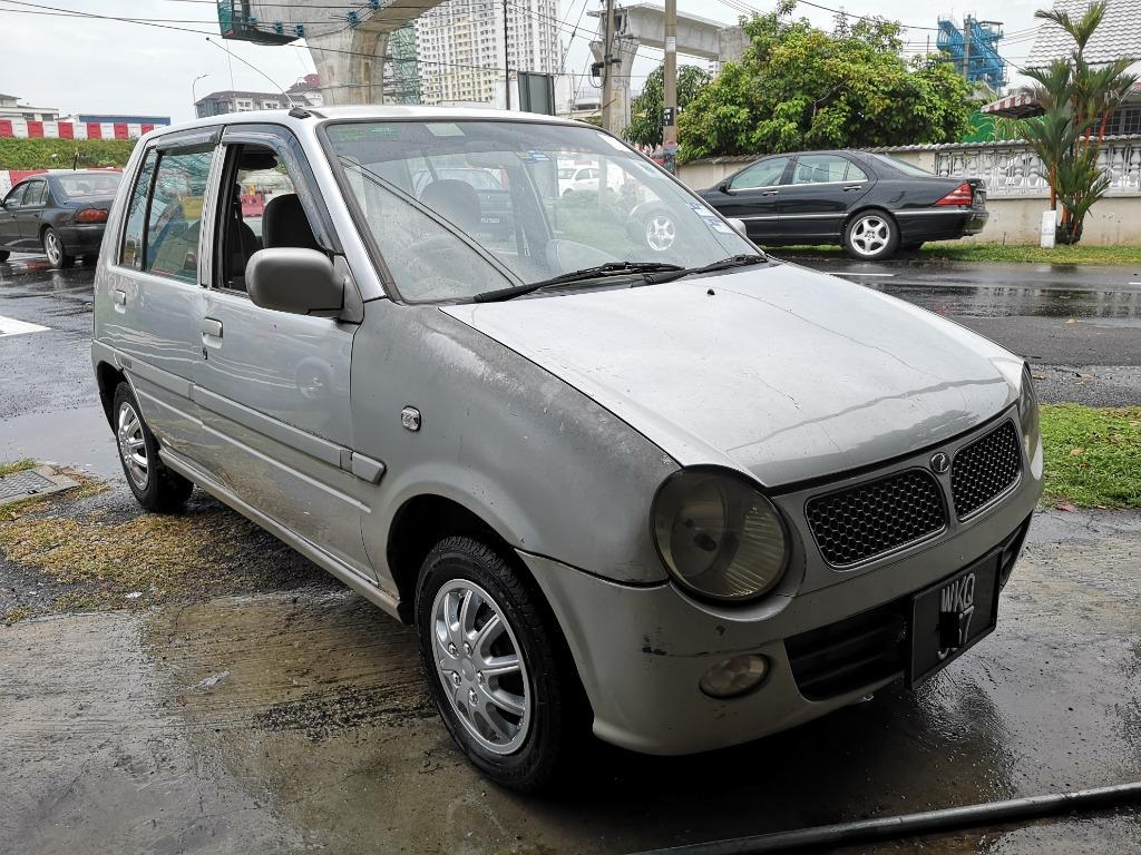 2002/03 PERODUA KANCIL 850CC (M) TIP TOP CONDITION 1 OWNER
